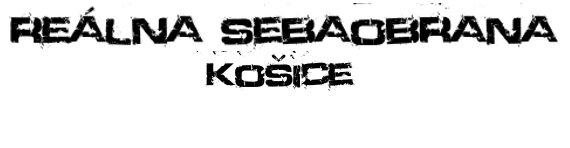 Reálna sebaobrana Košice