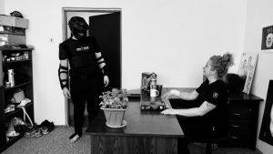 Nácvik situácie z posledného seminára sebaobrany