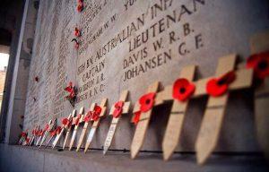 Červený mak - Deň veteránov